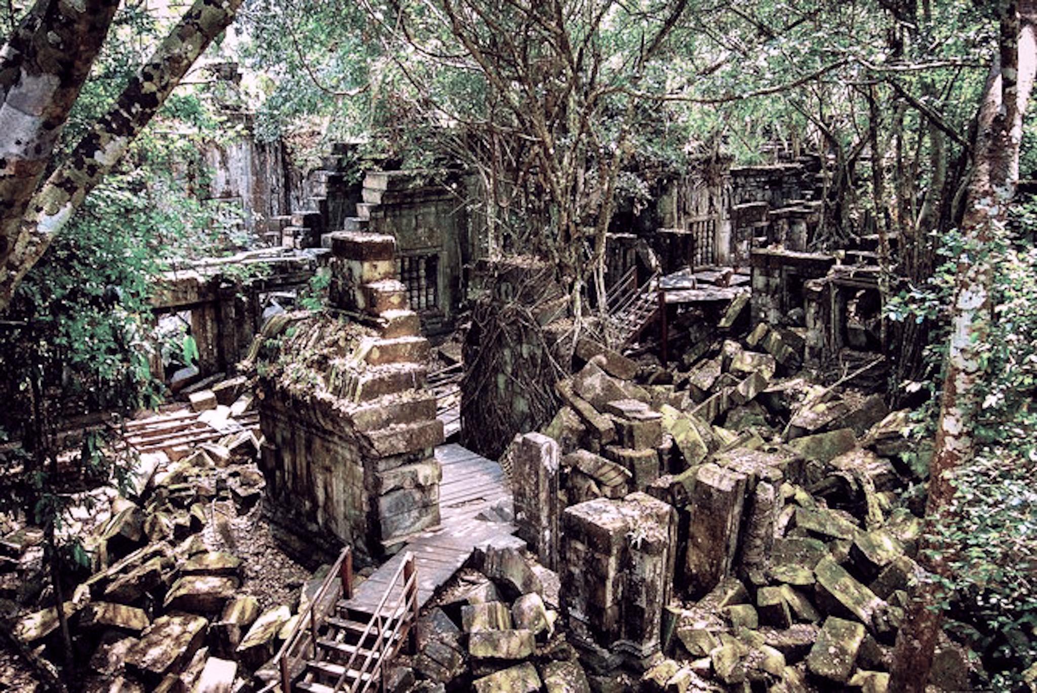 Cambodge et temples
