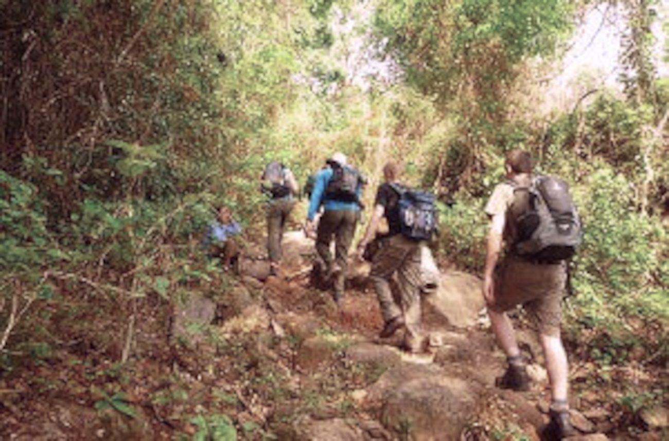 Cambodge trekking
