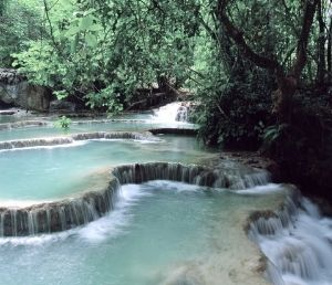 Escapade chromatique au Laos