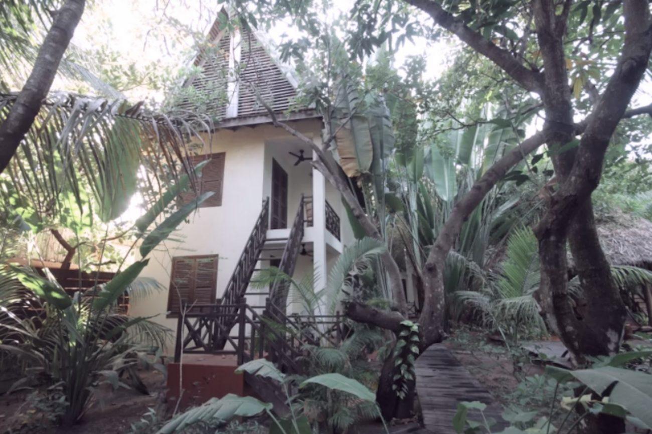 Siem Reap hébergement