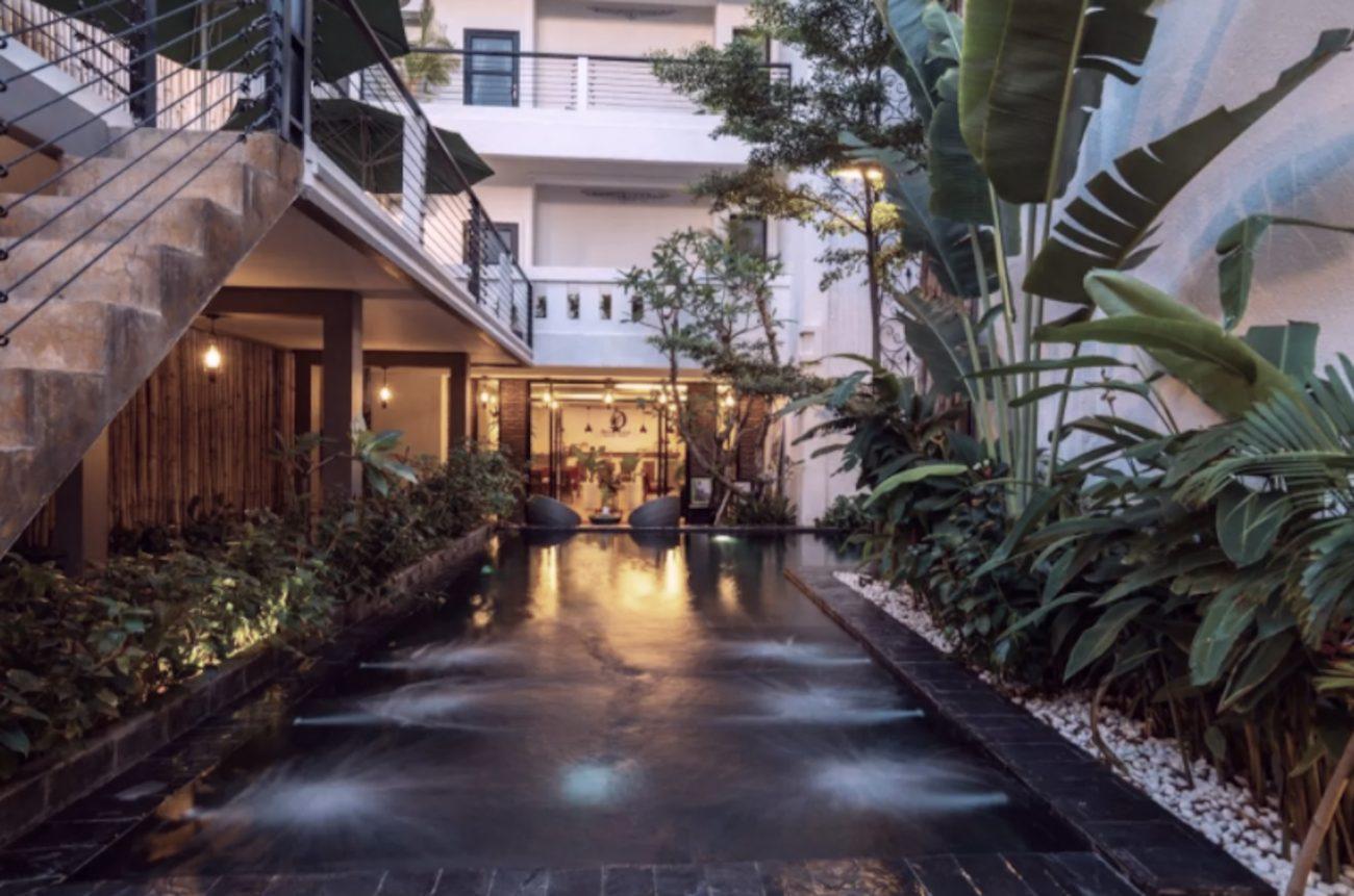 Phnom Penh hotel