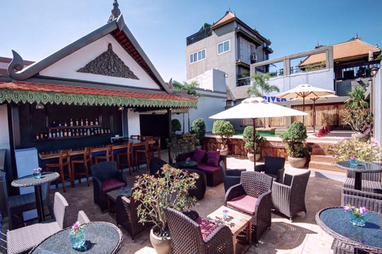 Phnom Penh capitale du Cambodge