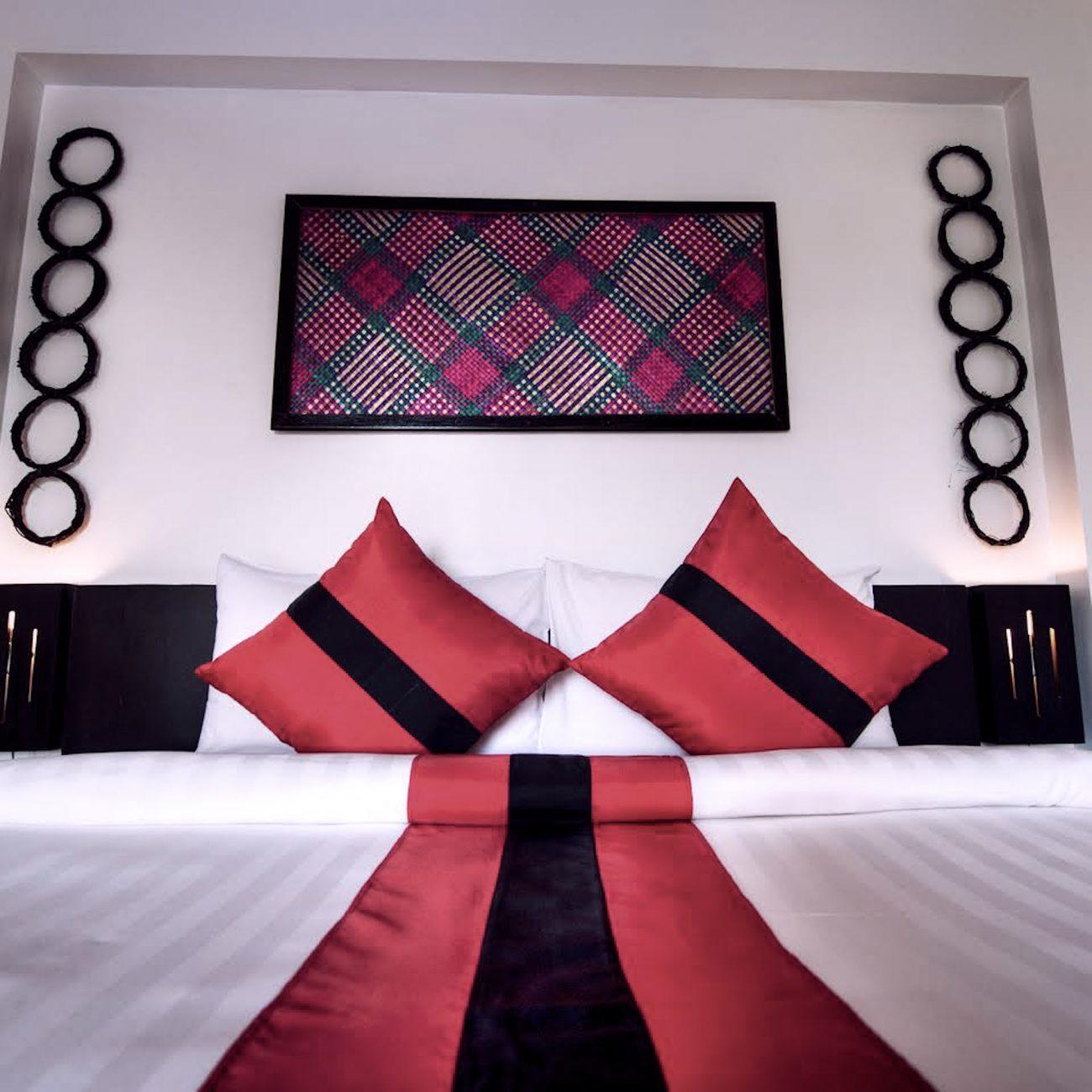 Siem Reap chambre d'hôtel
