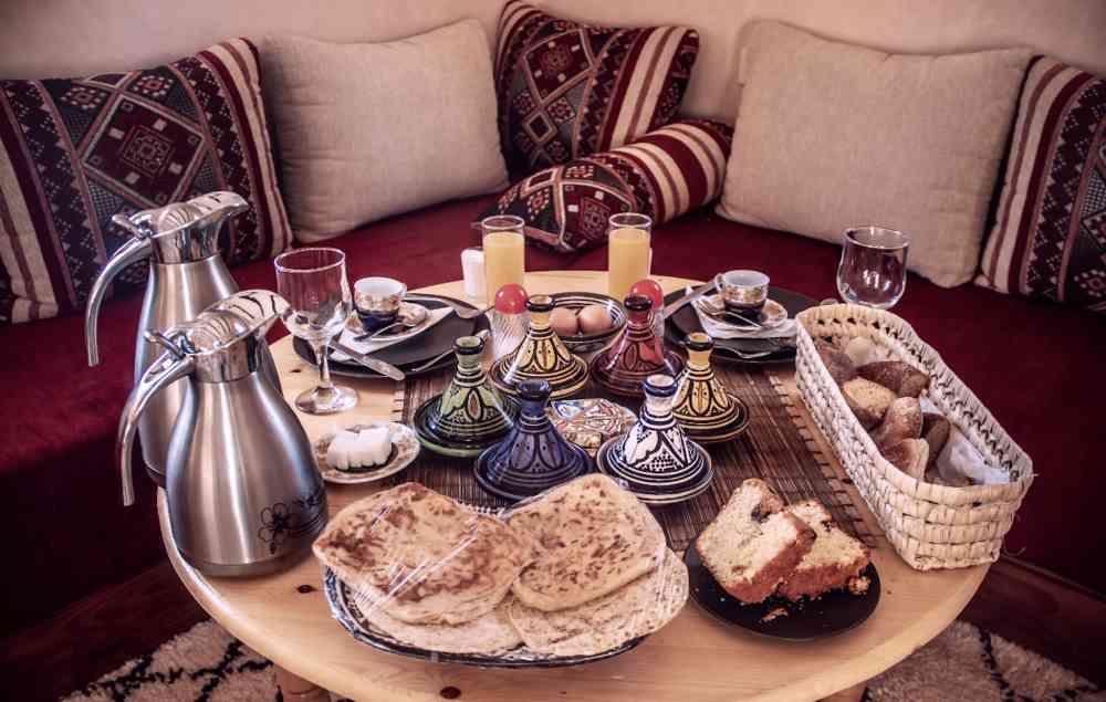patisserie marocaine fait maison