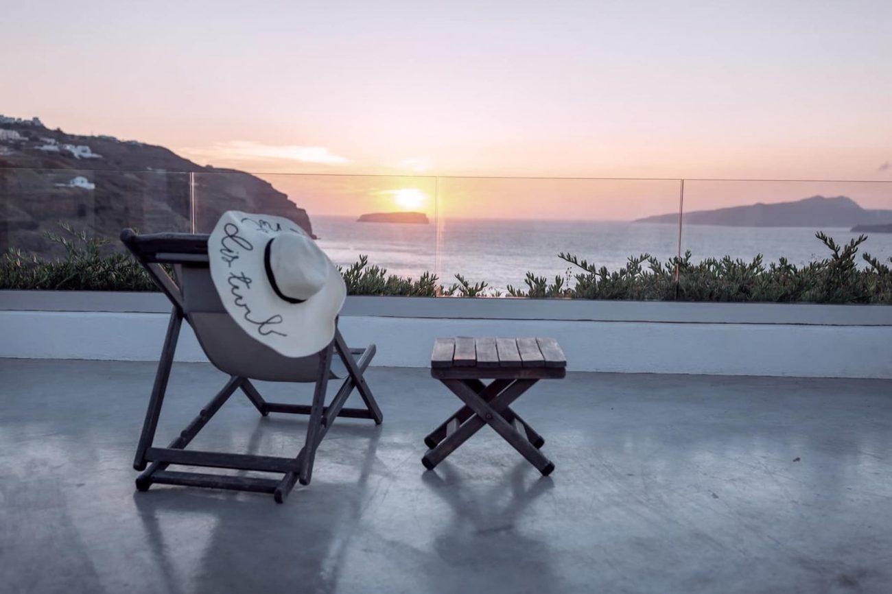 Les cyclades et son île Santorin
