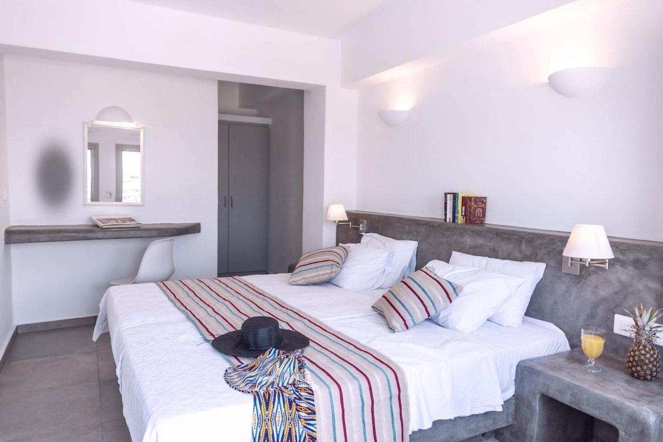 Hôtel à Santorin