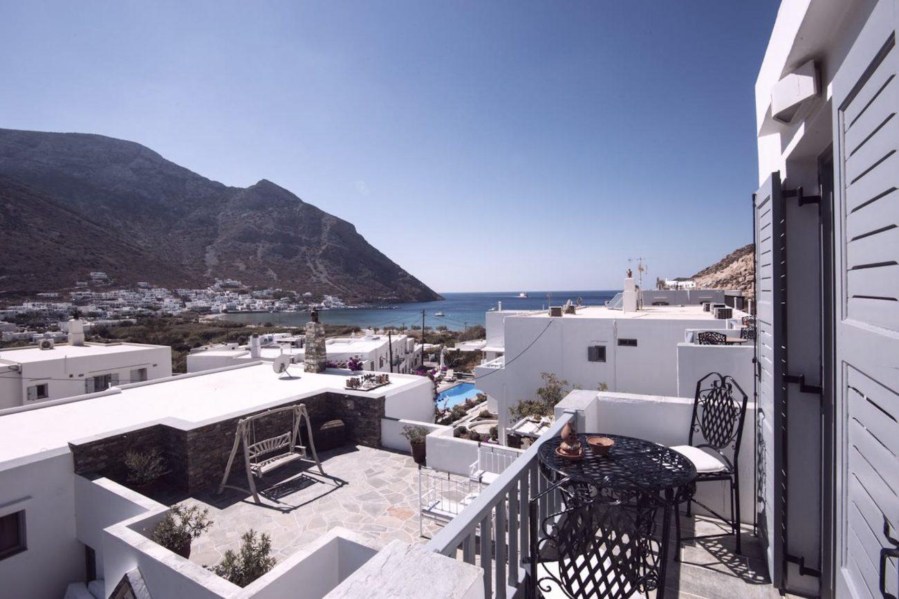 Sifnos hôtel 3 étoiles