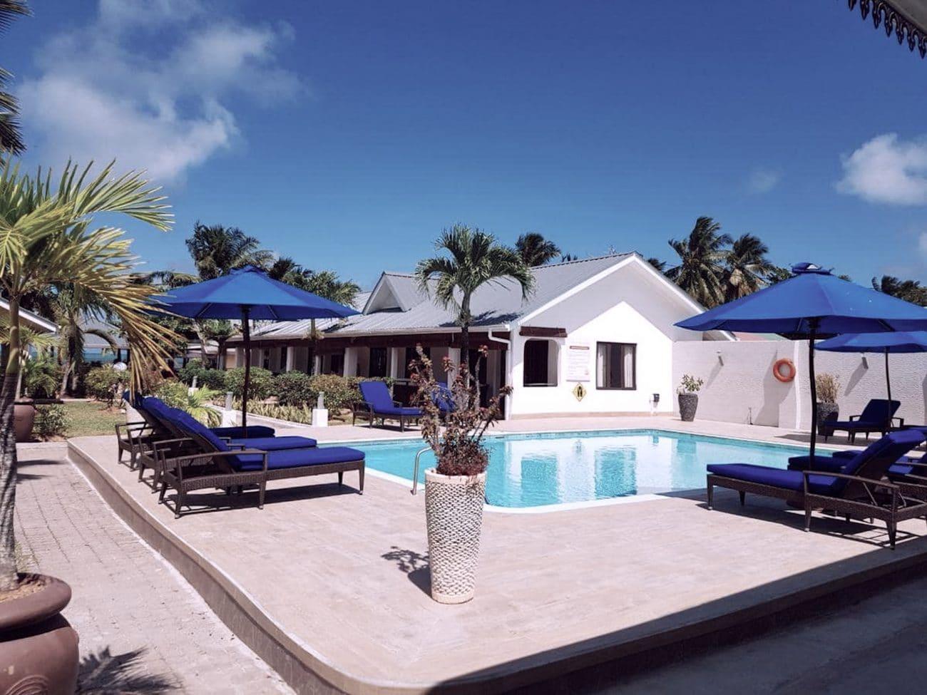 praslin hotel 3 piscine