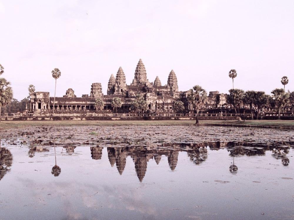 Cambodge Temple Angkor Wat