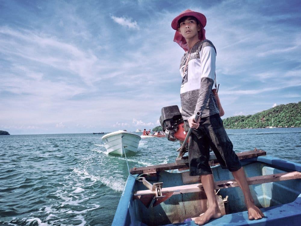 Cambodge authentique en famille