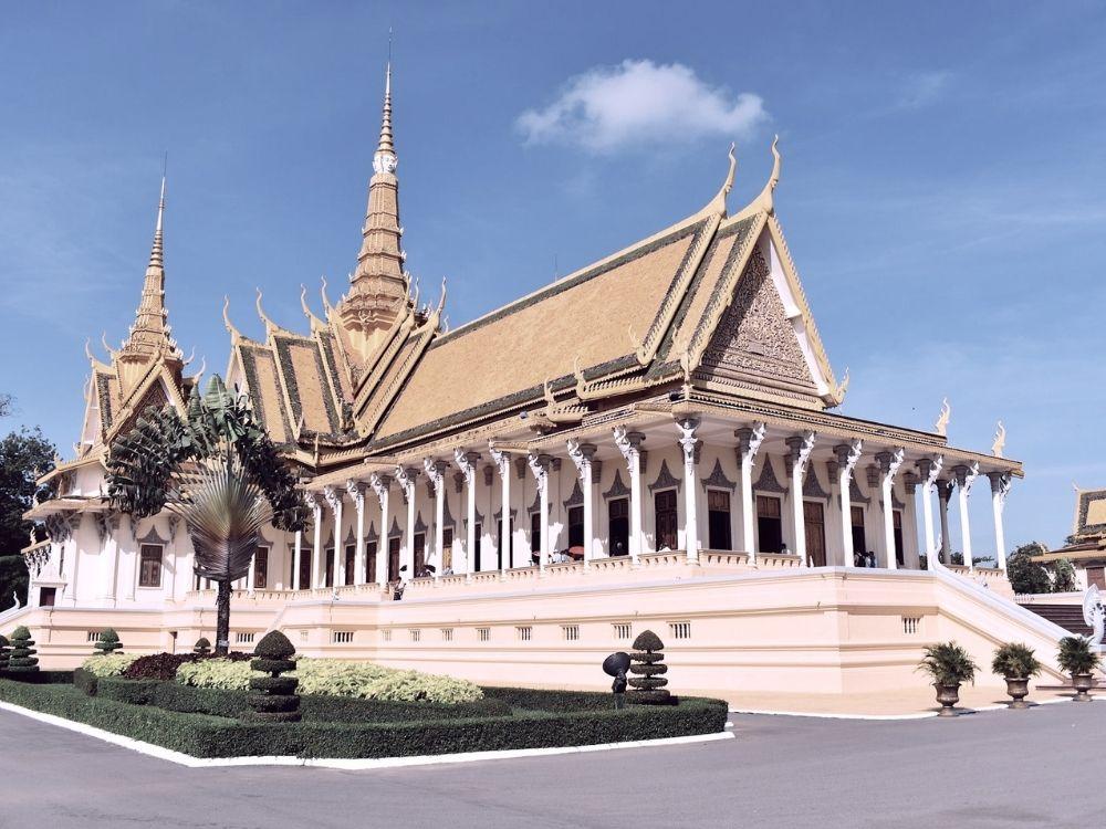 Cambodge capitale Phnom Penh