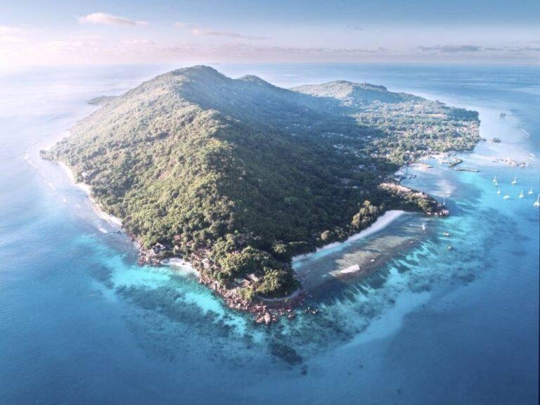 La Digue une île de l'archipel des Seychelles