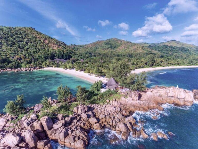 Ile de Praslin aux Seychelles