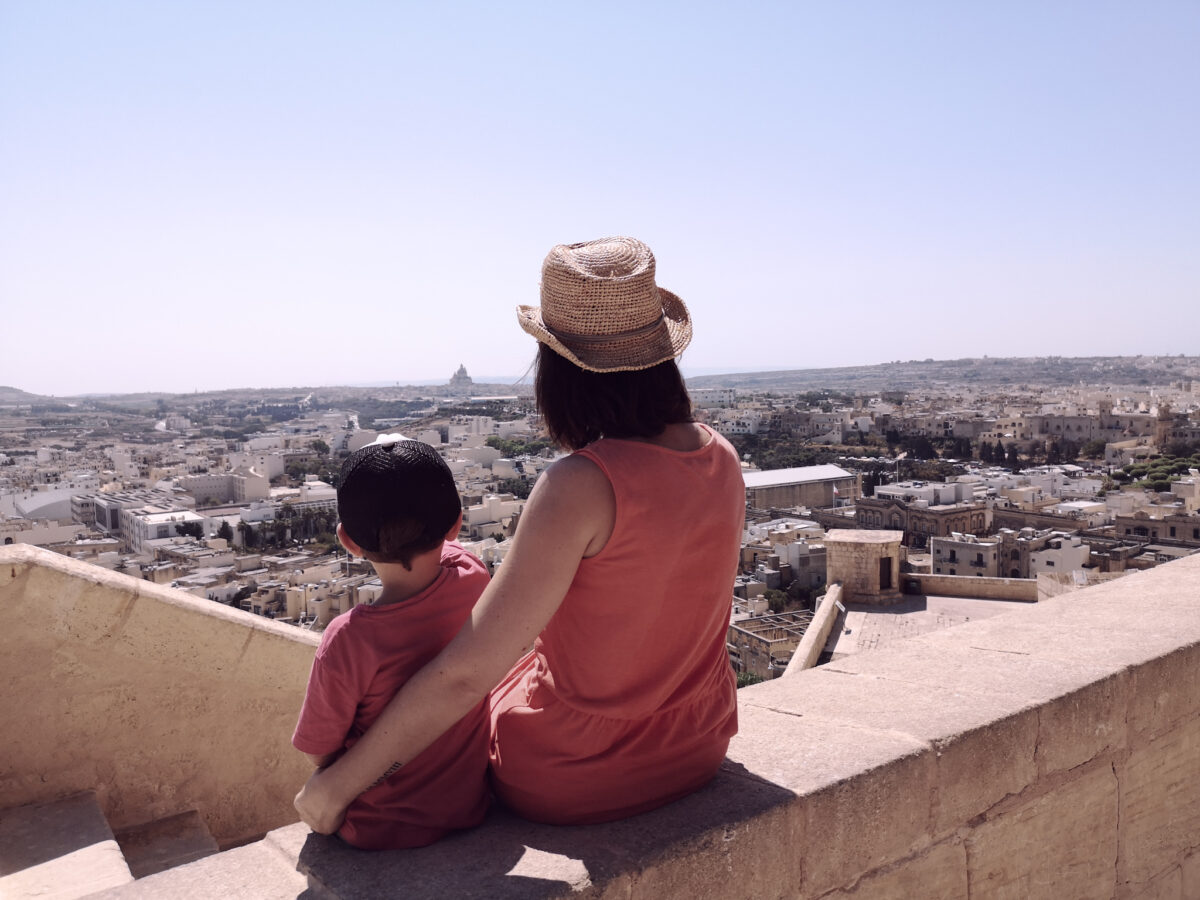 voyage sur mesure en famille à Malte