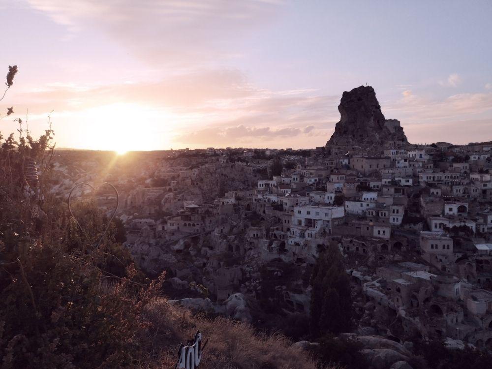 Citadelle d'Ushisar